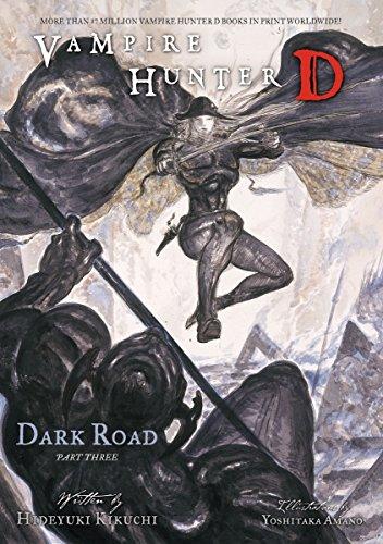 Vampire Hunter D Volume 15: Dark Road Part Three