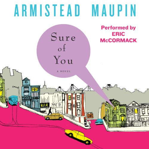 Sure of You audiobook cover art
