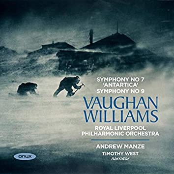 Vaughan Williams: Sinfonia Antartica, Symphony No. 9 in E Minor