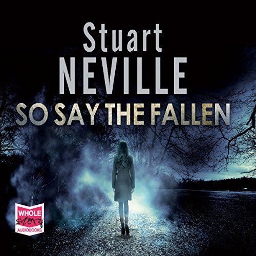 So Say the Fallen audiobook cover art