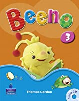 Beeno Level 3 Student Book with CD