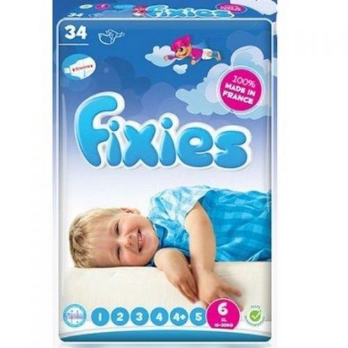 Fixies 9202061 Windeln, Größe XL, 15 - 30 kg