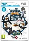 Penguins of Madagascar - Dr. Blowhole Returns Again - uDraw (Wii) [Importación inglesa]