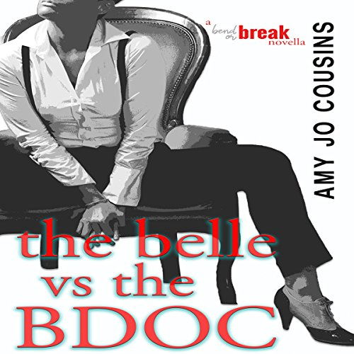 The Belle vs. the BDOC audiobook cover art