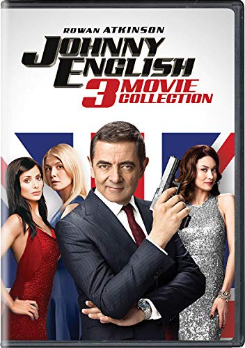 JOHNNY ENGLISH 3MOV CL DVD