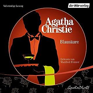Blausäure                   Autor:                                                                                                                                 Agatha Christie                               Sprecher:                                                                                                                                 Manfred Fenner                      Spieldauer: 6 Std. und 54 Min.     44 Bewertungen     Gesamt 4,5