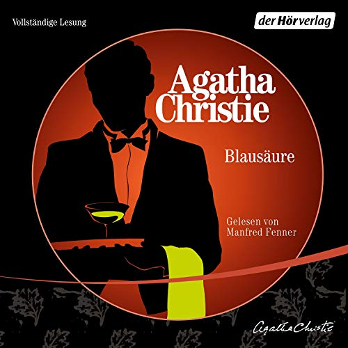 Blausäure audiobook cover art