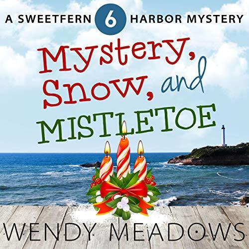 Mystery, Snow, and Mistletoe cover art
