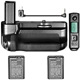 Neewer Pro Camera Battery Grip with Vertical Shooting Function for Sony...