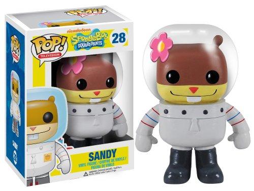 Funko - Figurine Bob L'Eponge - Sandy Pop 10cm - 0830395028941