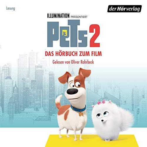 Pets 2. Das Original-Hörbuch zum Film Titelbild