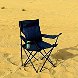 Kresal Folding Beach Chair for Adults at Travelling Camping Outdoor Hiking,Compact Chairs for Travel, Folding Chair with arm Rest and Cup Holder(Multi Color)