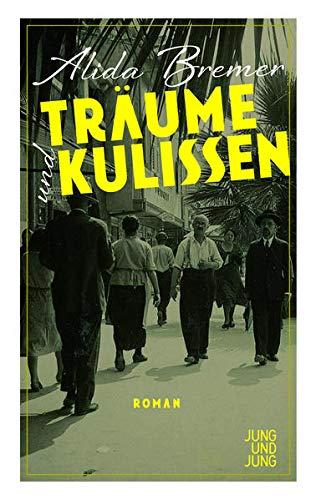 Buchseite und Rezensionen zu 'Träume und Kulissen: Roman' von  Bremer