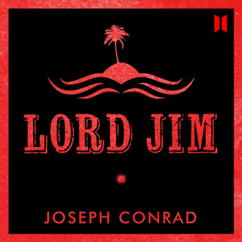 Lord Jim audiobook cover art