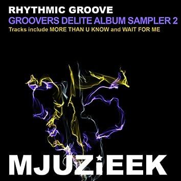Groovers Delite Album Sampler Vol. 2