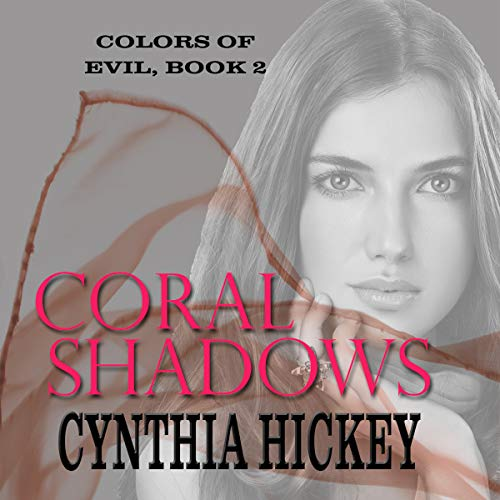 Coral Shadows  audiobook cover art