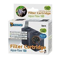 High quality item. Genuine product High quality item. Genuine product Aqua-Flow 100 Crystal Clear Cartridge