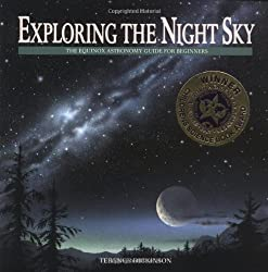 exploring the night sky book introductory astronomy stargazing