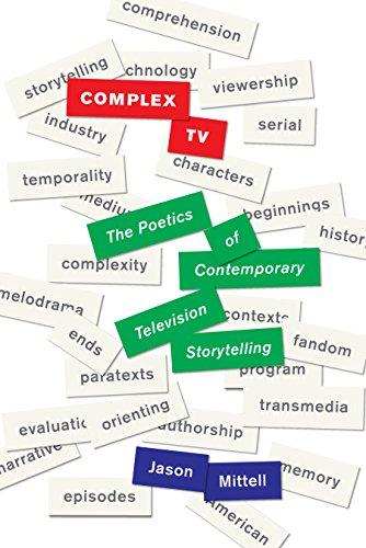 Complex TV: The Poetics of Contemporary Television...