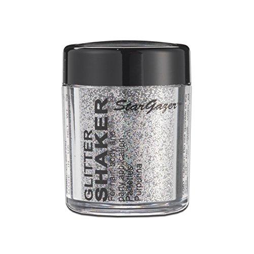 Stargazer Glitter Shaker Hologram, Maquillaje de ojos con brillos - 1 unidad
