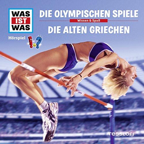 Die Olympischen Spiele / Die alten Griechen (Was ist Was 26) Titelbild