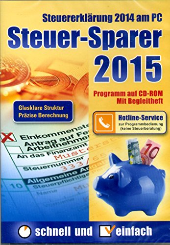 Steuer-Sparer 2015