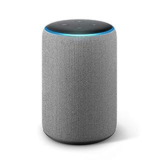 Echo Plus Stereo System – 2 Echo Plus (2nd Gen), Heather Grey Fabric + 1 Echo Sub (B07H2TK98J) | Amazon price tracker / tracking, Amazon price history charts, Amazon price watches, Amazon price drop alerts
