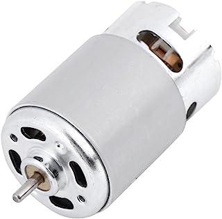 Motor micro de RS-550 DC 12-24V 5800 rpm para el diverso taladro de mano eléctrico sin cuerda