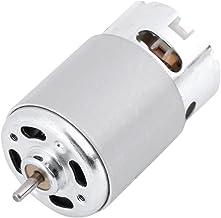 RS-550 DC 12-24V 5800 RPM Micro Motor Eléctrico para Varios Taladro Eléctrico Inalámbrico