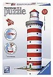 Ravensburger 646608 - Puzzle 3-D Faro - 25 Cm - 216 Piezas