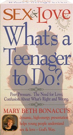 Sex and Love What's a Teenager to Do [USA] [VHS]