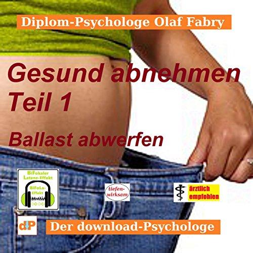 Ballast abwerfen (Gesund abnehmen 1) audiobook cover art
