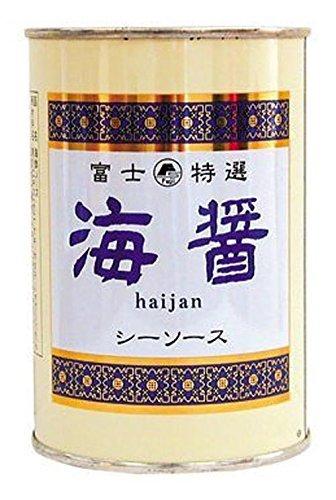 富士食品工業)海醤(シーソース) 4号缶(450g)