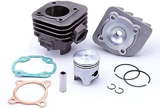 Prima Cylinder Kit (72cc, Iron,12mm Pin) Horizontal, Minarelli 2T