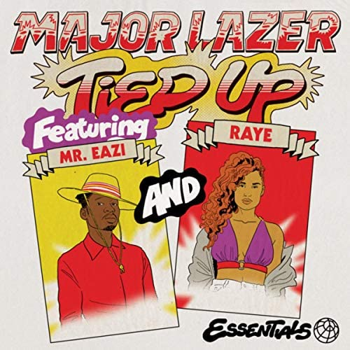 Major Lazer feat. Mr Eazi, Raye & Jake Gosling