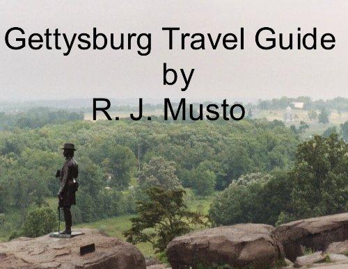 GETTYSBURG TRAVEL GUIDE (English Edition)