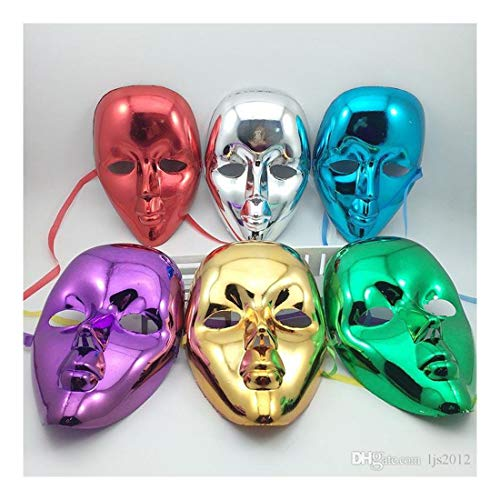 MVR TRADERS Masquerade Masks for Party Women (Random Colour 3Pcs)