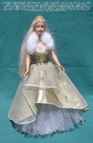 Celebration Barbie(バービー) Special Edition 2000 Holiday Barbie(バービー) Doll ドール 人形 フィギュア(並行輸入)