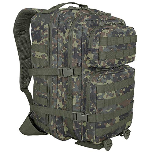 BW-ONLINE-SHOP US Cooper Rucksack Medium - Flecktarn