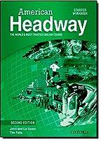 Second Edition Starter Workbook (American Headway)