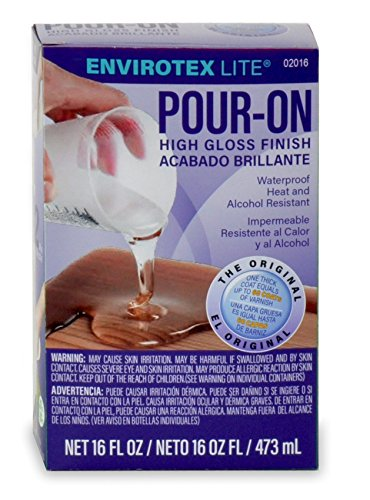Environmental Technology Lite Pour-On, High Gloss Finish