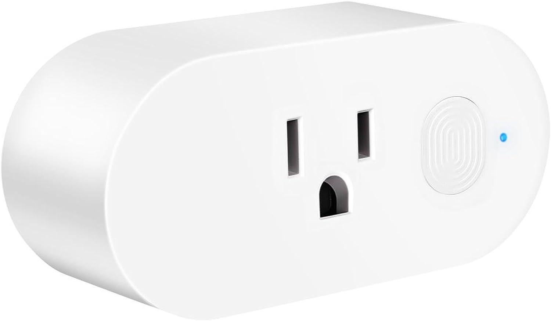 ELE Smart WiFi Socket Waterproof Moistureproof and Dustproof Power Statistics Function Socket Switch  Tools & Home Improvement Switches & Sockets  1 x PEAKMETER MS8211 Integrated Design Digital