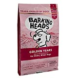 Barking Heads Comida Seca para Perros mayores - Golden Years - Pollo de...