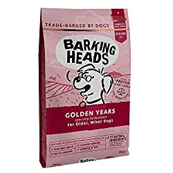 OPTIMAL PROTEIN AND FAT FOR SENIOR DOGS- Our Golden Years dry food for dogs has been specially formulated for old, wiser dogs. This nutritionally balanced recipe contains optimal levels of protein and fat for your senior canine companion NATURAL INGR...