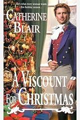 A Viscount For Christmas (Zebra Regency Romance) Mass Market Paperback