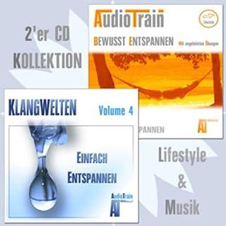 Bewusst entspannen & Klangwelten Volume 4 Titelbild