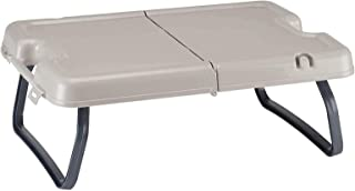 Camping Table Work Table Folding Table Multi-Purpose Desk Storage Desk Home Folded Safe Carrying Folding Picnic Table Picn...