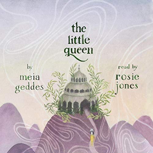 The Little Queen audiobook cover art
