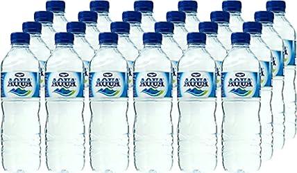 Aqua Mountain Spring Water, 24 x 600ml