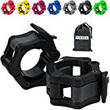 """Best Barbell Collars - YOGU 2"""" Olympic Barbell Collars (Pair) Solid Nylon Review"""